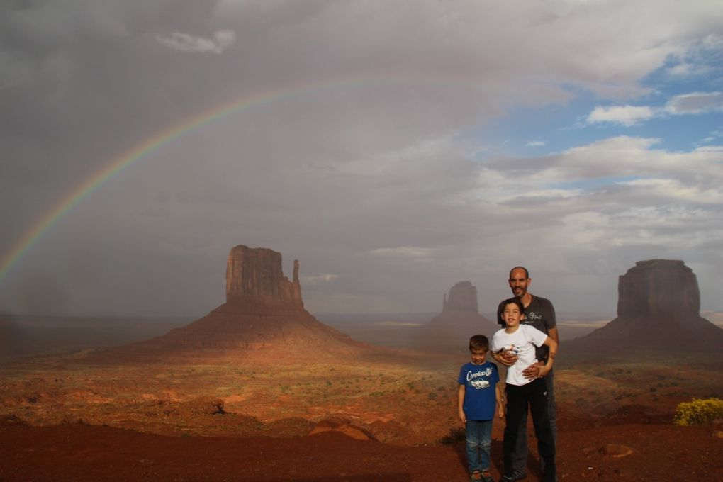 USA : les parcs du sud-ouest - du 12 au 24 septembre 2016
