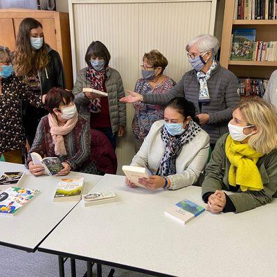 Avignonet : réunion du cercle de littérature le 7 novembre