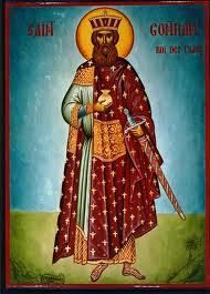 28 mars  - Saint Gontran