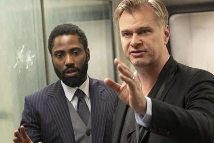 TENET, LE MAKING-OF DU NOUVEAU FILM DE CHRISTOPHER NOLAN