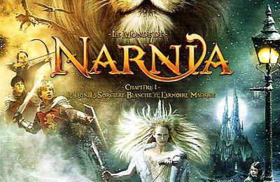 Le Monde de Narnia : le Lion, la Sorcière Blanche et l'Armoire Magique (2005) de Andrew Adamson