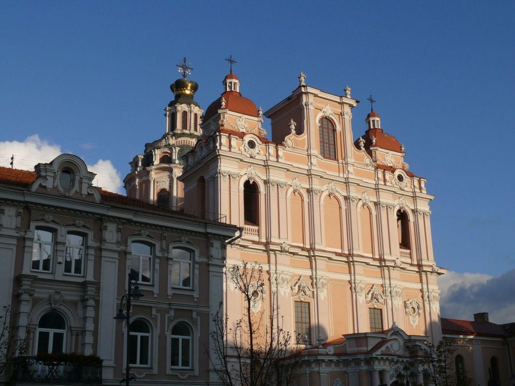 De Moscou à Vilnius