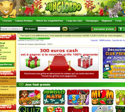 Gagner de l'argent PayPal avec Junglokdo