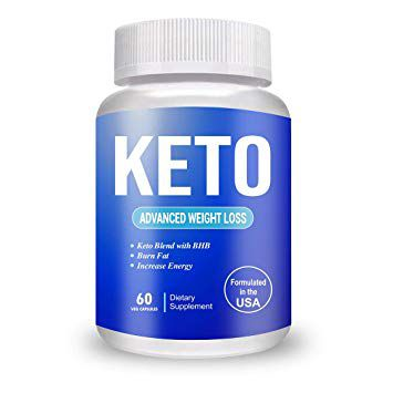 Keto Advance Weight Loss - Use This Fat Burner Supplement