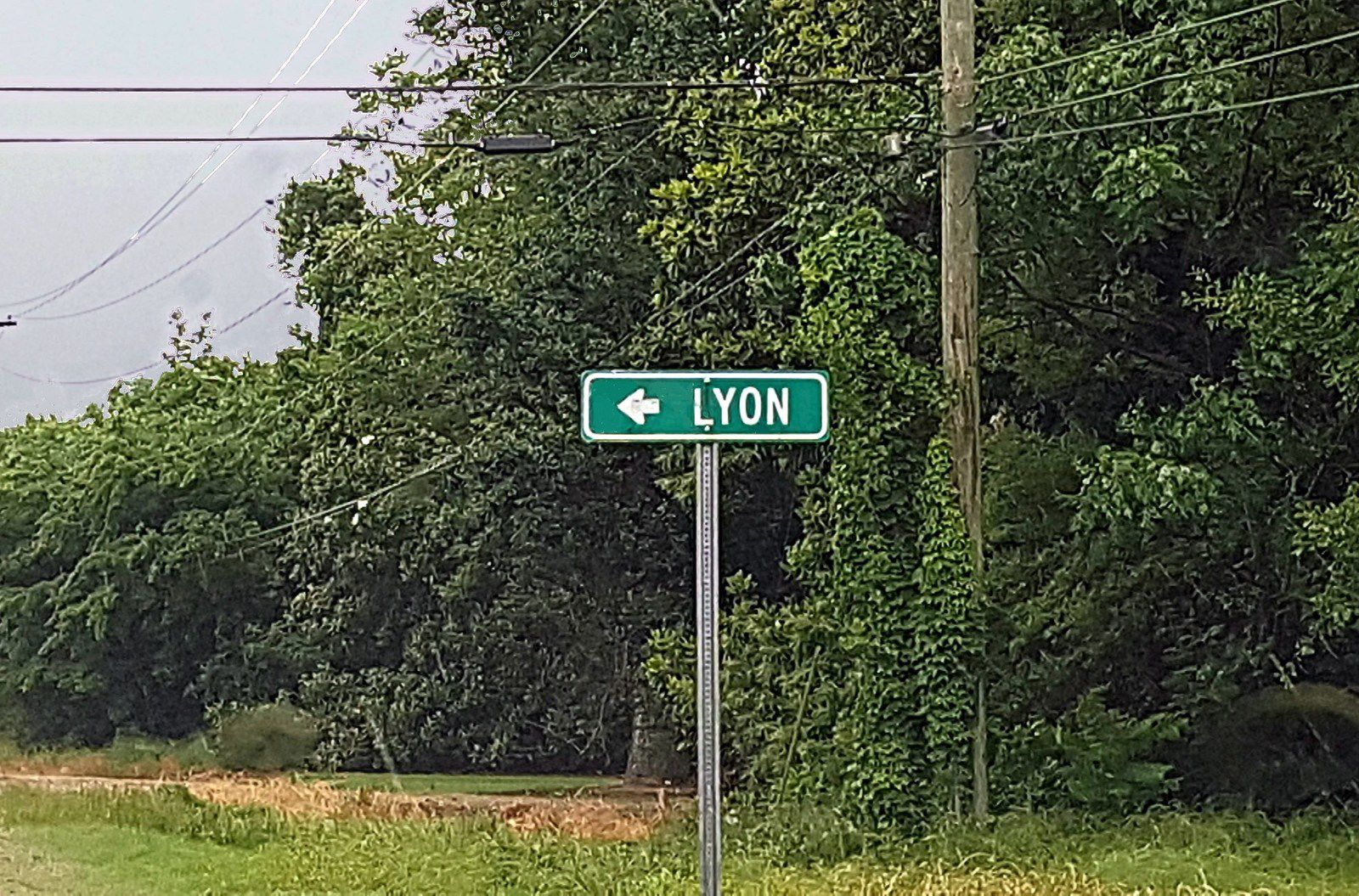 Lyon, Mississippi
