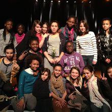Compétition départementale de danse