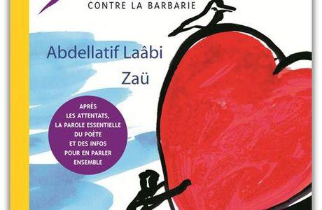 J'Atteste contre la barbarie Abdellatif Laabi