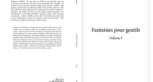 """Les """"Fantaisies pour gentils"""". Une tite chanson"""