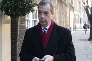 """Pour Nigel Farage, l'Armistice fut """"la grande erreur"""" du XXe siècle"""