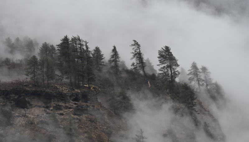 Namrung, Budhi Gandaki, Saula Himal