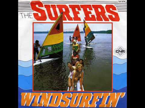 THE SURFERS - WINDSURFIN'