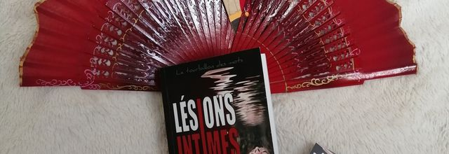 LESIONS INTIMES de Christophe ROYER