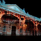 - Illuminations Capitole Toulouse - Mikael Bordenave
