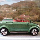 OPEL FROGSTER MATCHBOX 1/56 PEINTURE VERTE AVEC SURPRISE BONUS STICKER - car-collector.net