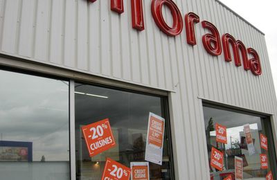 Comment Conforama va changer ses magasins