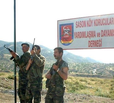 The War Against the Kurds - The Village Guards (2)