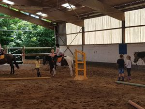 Mini stage équitation comines 5-8 ans 27-07-2018