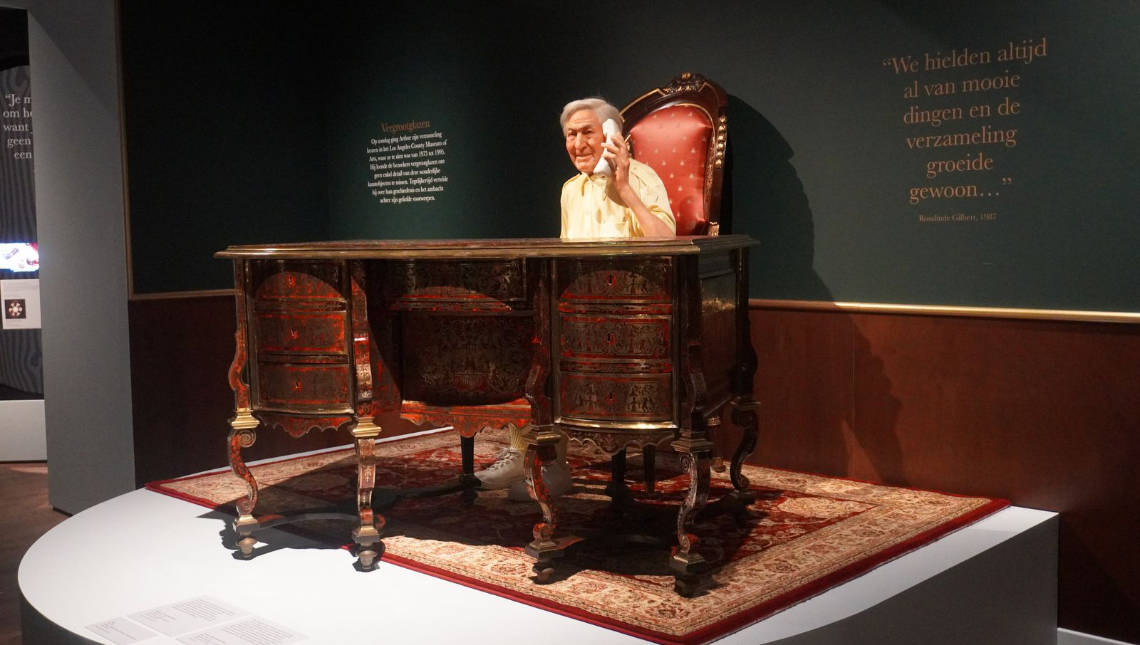 """Antwerp: Visit the """"Treasures from the Rosalinde and Arthur Gilbert Collection"""""""