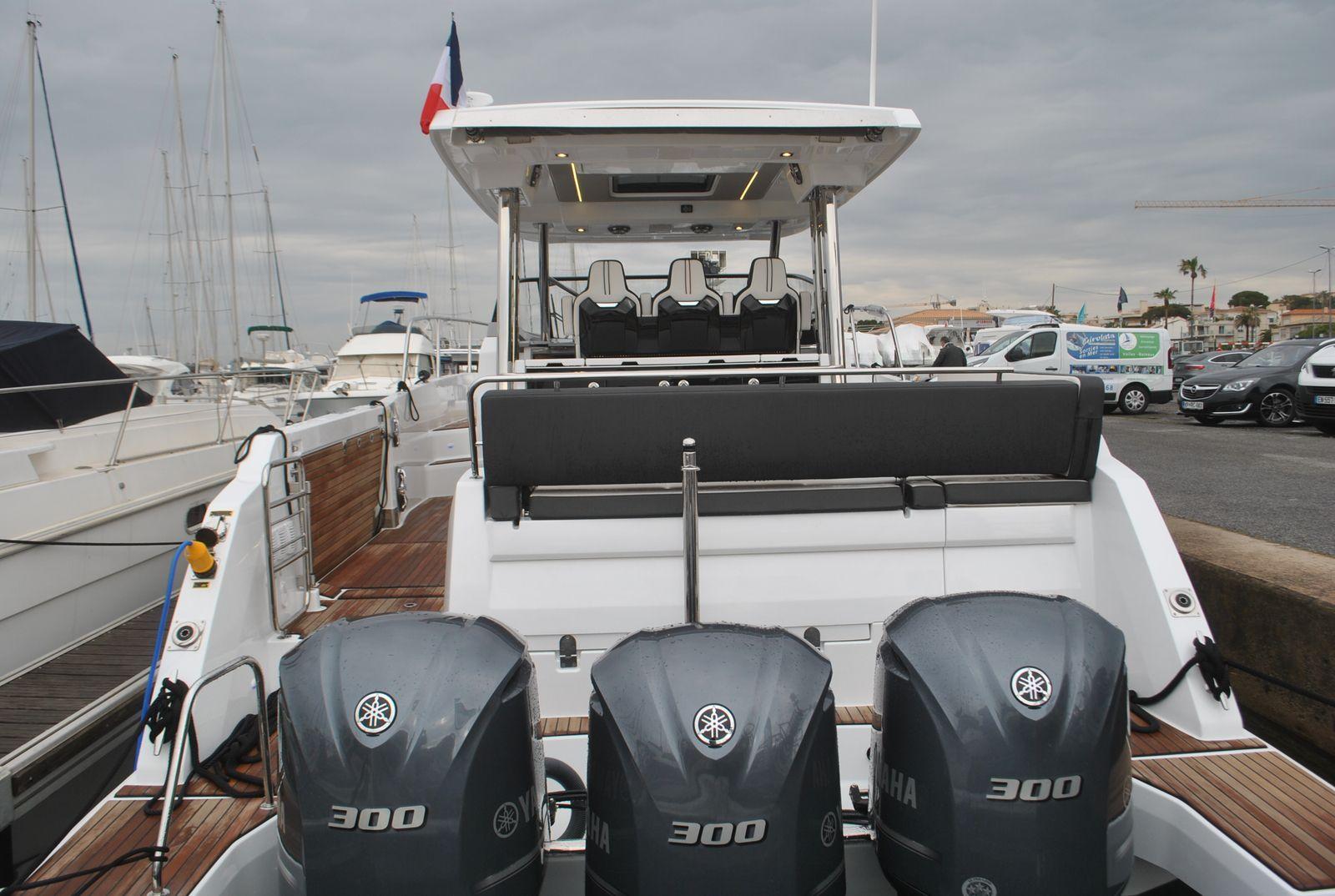 Hors-Bord - Essai du Jeanneau Cap Camarat 12.5 WA 2020
