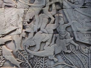Siem Reap et les temples d'Angkor