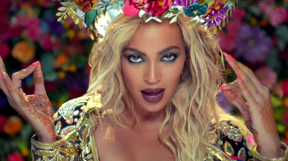 Hymn For The Weekend - Beyoncé Coldplay a #Bollywood !