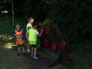 Sortie Parc Mosaic à Houplin Ancoisne - 31/07/2018