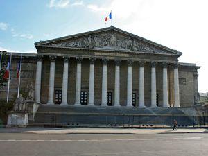 L'Assemblée Nationale et le député MRG Alain TOURRET