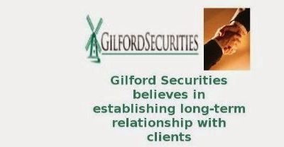 Investment And Banking Services- Gilford Securities: A firm that offers