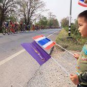 Le Tour de Thaïlande - Noy et Gilbert en Thaïlande
