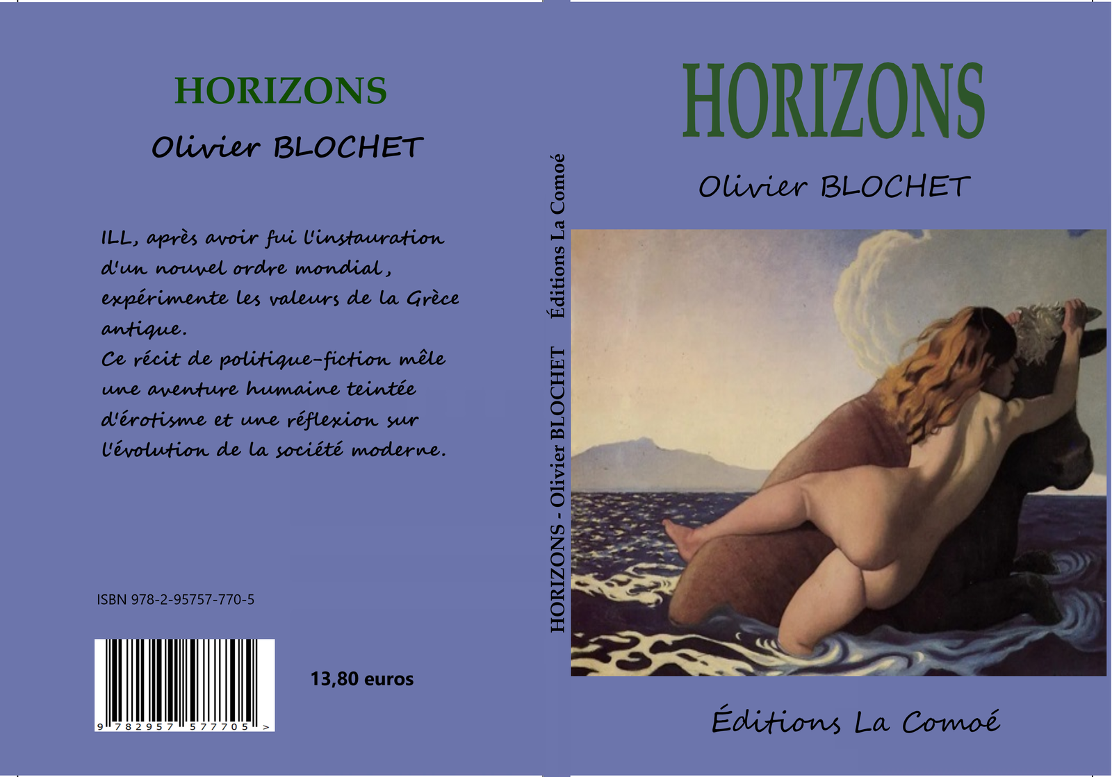 124 pages - 13,80 euros (2021)