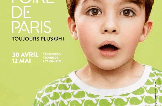 """Jeu-concours """"surprise"""" : 2 x 2 places à gagner pour Foire de Paris {résultat en bas d'article}"""