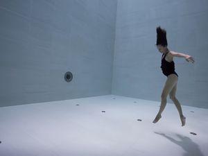 AMA un splendide ballet aquatique par Julie Gautier