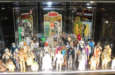 Expo Star Wars-Paris Centre expo Lafayette Drouot