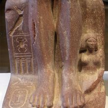 Traduction hiéroglyphes - Statue Didoufri