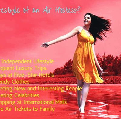 Frankfinn Institute- Advantages of Becoming an Air Hostess