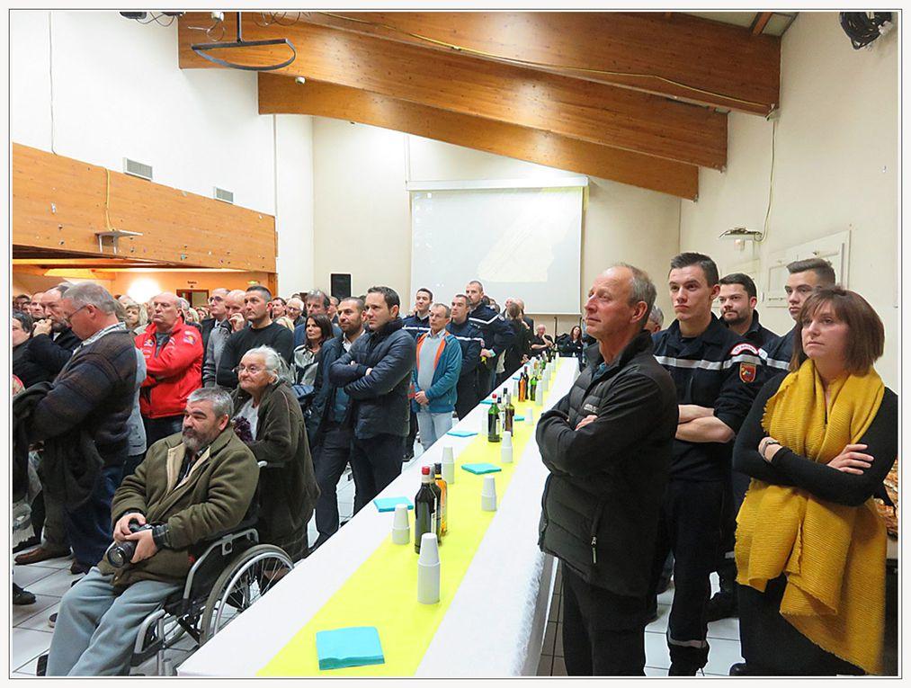 Saint André les Alpes : Une cérémonie sous le signe de la fraternité
