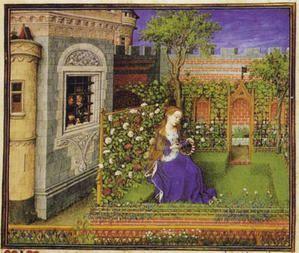 Le parfum au Moyen-Age