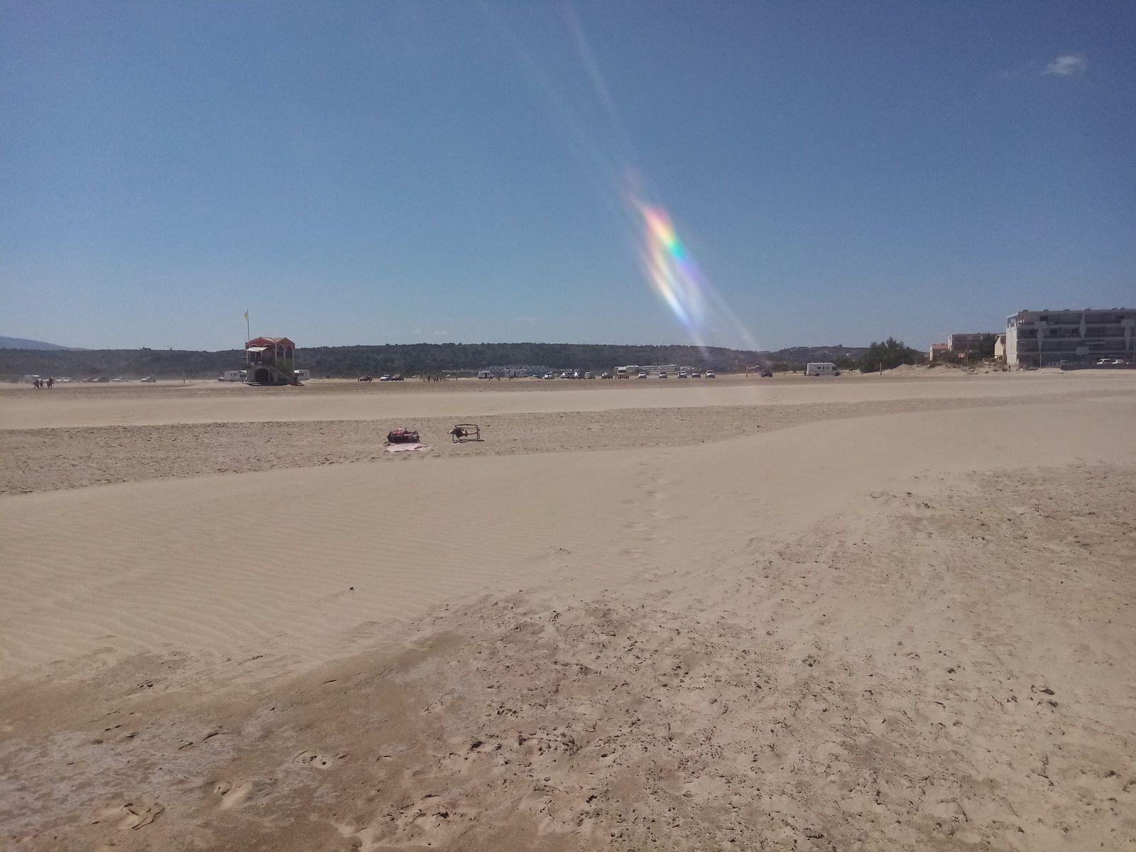 Port la Nouvelle, plage.
