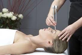 Sonotherapie Sonologie : Utilisations des diapasons thérapeutiques pondérés=lestés