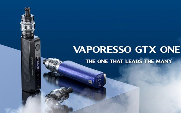 Test - Box - Clearomiseur - Kit GTX One de chez Vaporesso