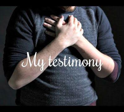 Témoignage d'une chrétien algérien en arabe