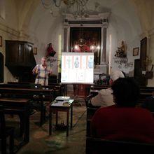 Val de Chalvagne conférence  de Jean Loup fontana sur St Nicolas du Bari