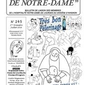 Courrier de ND n°145
