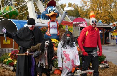 Halloween - Parc Saint Paul