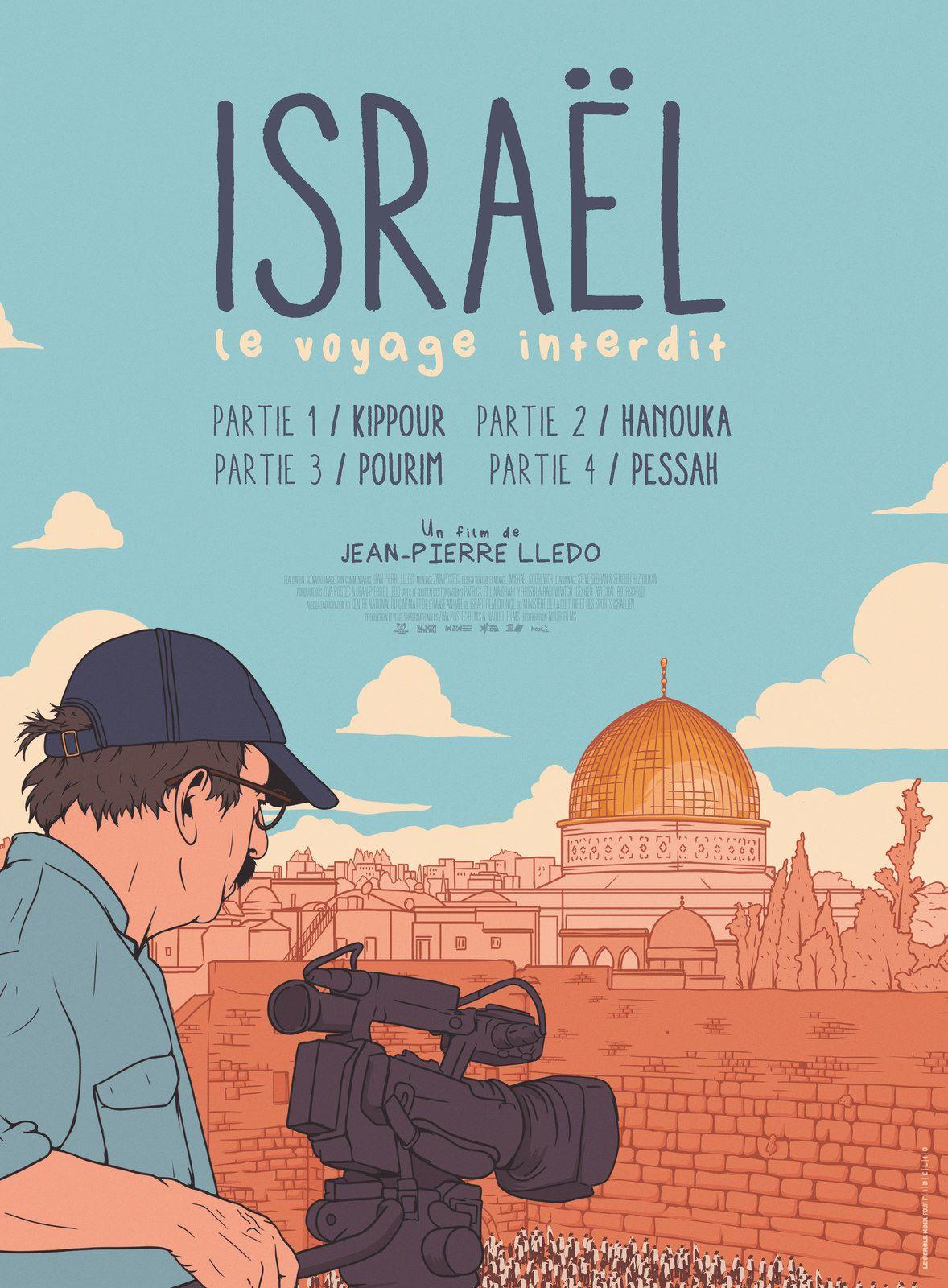 Israël, le voyage interdit - Partie IV : Pessah (BANDE-ANNONCE) Le 28 octobre 2020 au cinéma