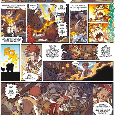 DOBLE-NEWS #7 : Les elfes sur le devant de la scène !