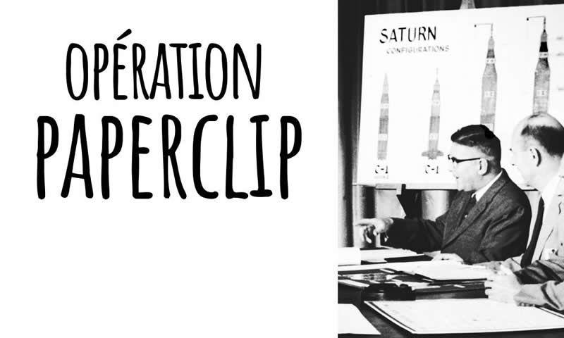 Opération Paperclip