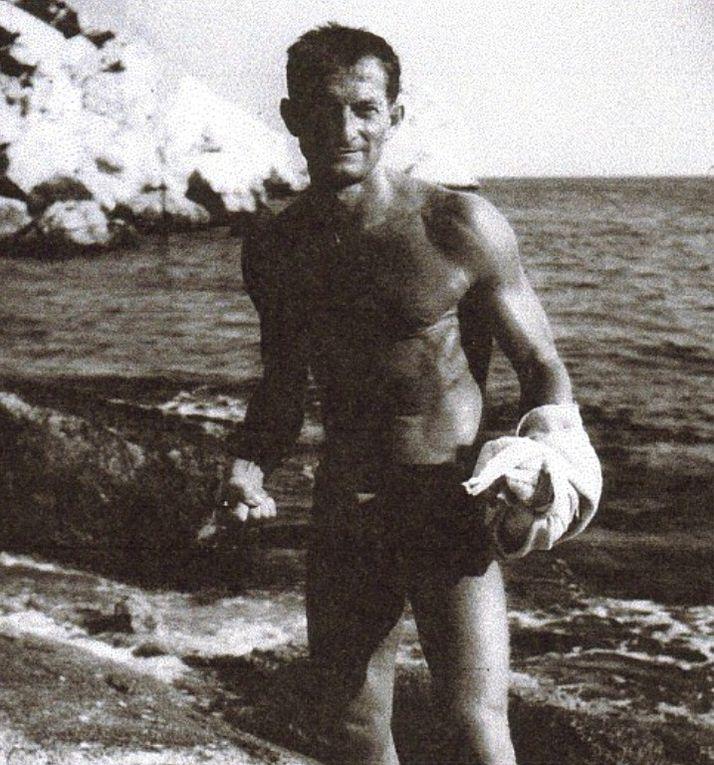 99 ans : Emile MIHIERE, doyen de Provence-poésie.