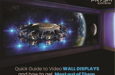 Quick Guide to Video Wall Display: How to Get the Most Out of Them