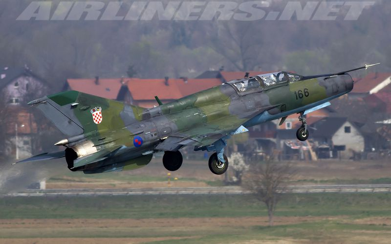 La Croatie dément que ses MIG-21 sont bloqués à cause de la crise Ukrainienne